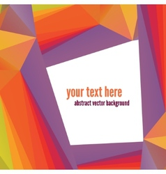 Geometric abstract background 6 vector