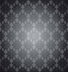 gray mist wallpaper vector image vector image