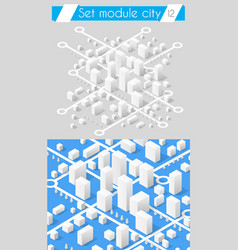 Set for design 3d vector