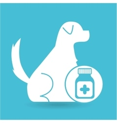 veterinary clinic concept medicine vector image