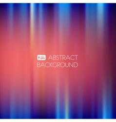 Blue-Pink Abstract Striped Background vector image