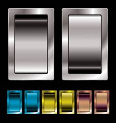 switch variation vector image vector image