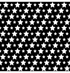 Stars texture vector image