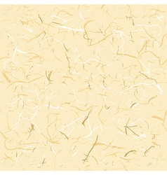 Seamless Texture Rice Paper vector image vector image
