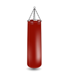 Boxing punching bageps 10 vector