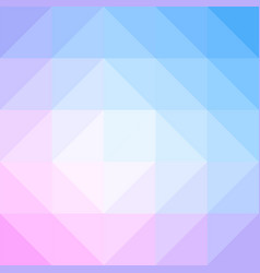 Light abstract mosaic pattern a completely new vector