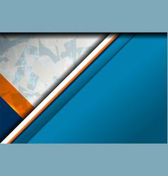 Stripe modern background vector