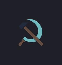 Ussr computer symbol vector