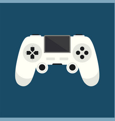Game controller icon logo template vector