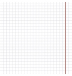 Empty Flat Blank checkered vector image