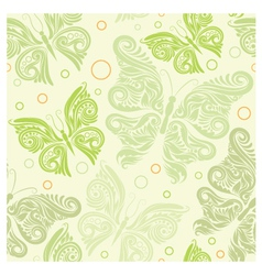 Butterfly Pattern vector image