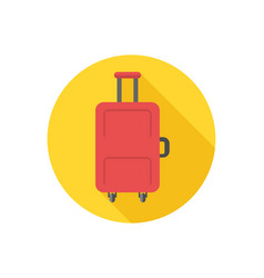 luggage icon sign symbol vector image
