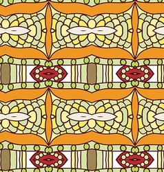 Ornament pattern vector image