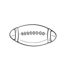 Rugball vector