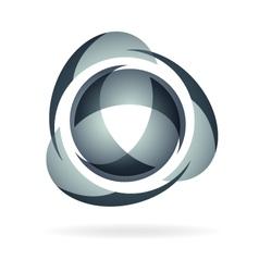 Company logotype vector image vector image