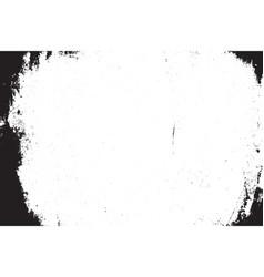 Distress overlay frame vector