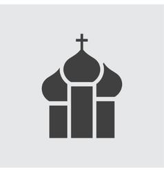 dome icon icon vector image