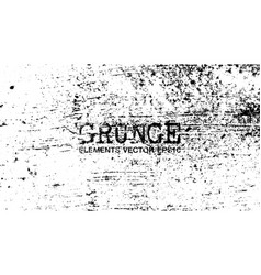 grunge scratch elements background and texture vector image