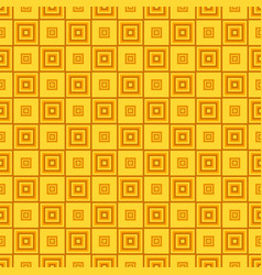 Simple seamless square pattern design background vector