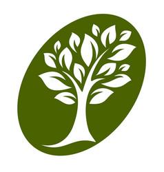 tree 22 vector image