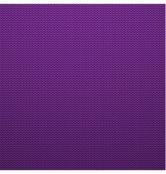 Knitted Style Seamless Pattern vector image