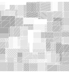 Abstract squared pattern vector image