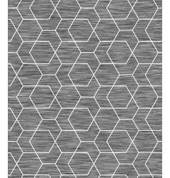 Line geometric gray marl heather seamless pattern vector