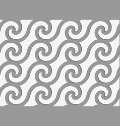 Perforated spiral waves vector