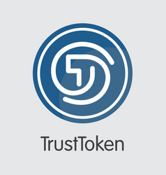Trusttoken - cryptographic currency vector