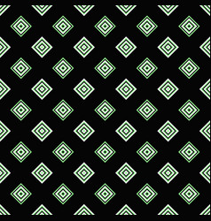 abstract seamless pattern - square design vector image