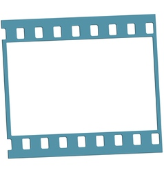 Film frame vector