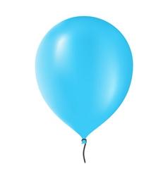Blue Balloon vector image