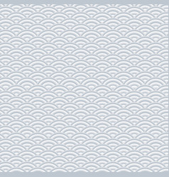 light grey background abstract halftone design vector image