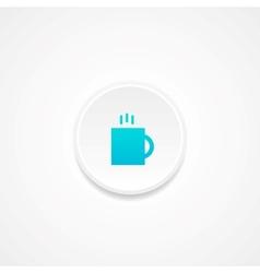 Web button vector image vector image