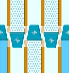 Background for Ice Bucket Challenge vector