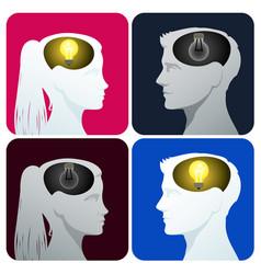 concept idea vector image