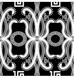 ornamental greek seamless pattern vector image