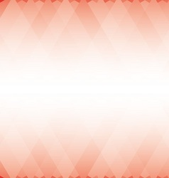 orange bg with white rows vector image vector image