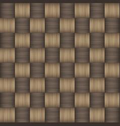 plain weave fabric seamless pattern vector image
