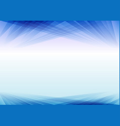 bright abstract blue elegant background vector image