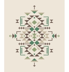 Set of three colorful ethnic pattern element with vector image