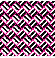abstract repeating square pattern background vector image