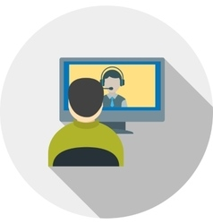 Conference call vector