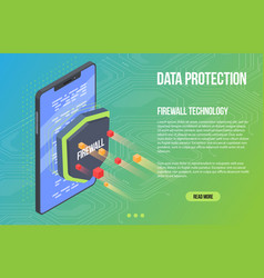 virus scan security malware shield guard vector image