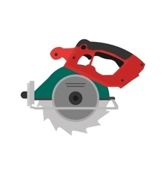 Wood Cutter vector image