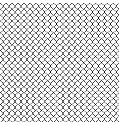 Chain link fence braid wire fence texture vector