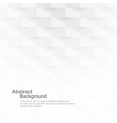 Abstract background white texture vector