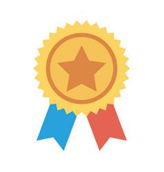 Badge award vector
