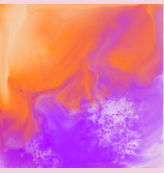 colorful abstract watercolor texture background vector image