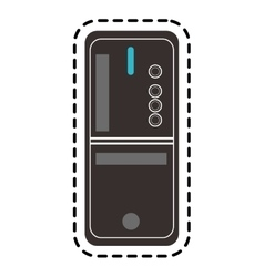 Isolated cpu device design vector